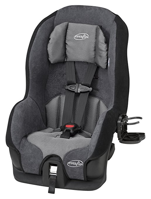 Evenflo Tribute LX Convertible Car Seat, Saturn: