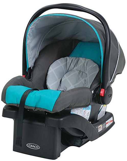 GracoSnugRide Click Connect 30 Infant Car Seat, Finch: