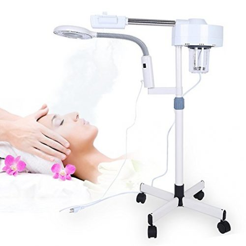 ZJchao 2in1 Facial Steamer