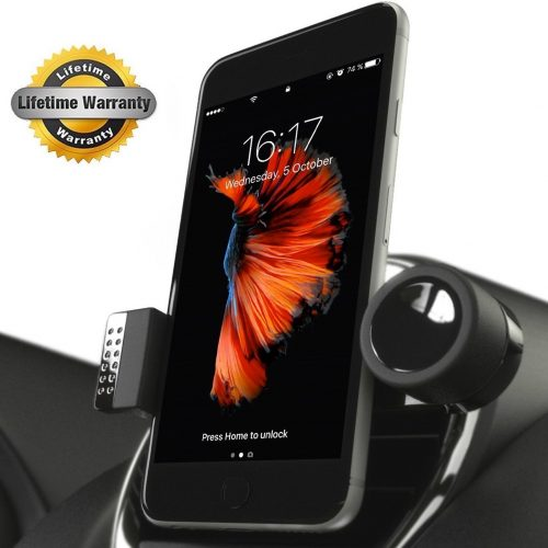 Auto Tech Luxury Car Cell Phone Mount Holder