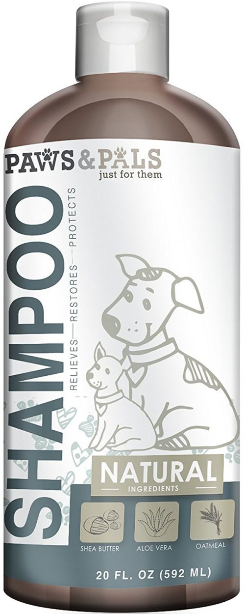 Paws & Pals Natural Dog-Shampoo