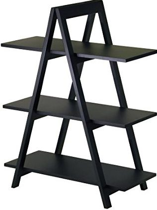 Winsome Wood A-Frame Shelf