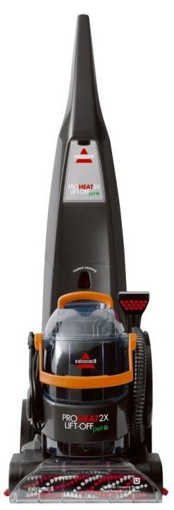 Bissell ProHeat 2X Lift Off Pet Carpet Washer - Best Carpet Cleaners 2019