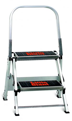 Little Giant Ladder Systems 10210BA Safety Step
