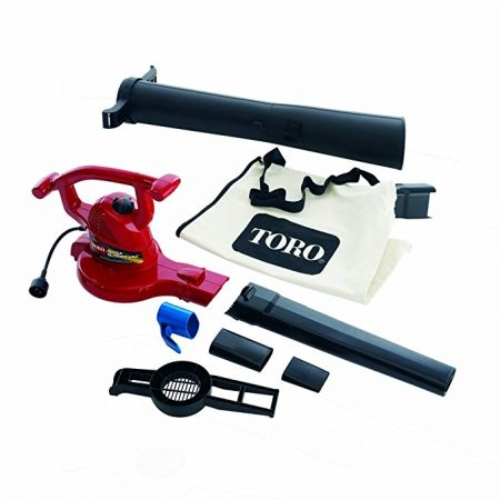 Variable Speed 12 amp Electric Blower/Vacuum 51609 by TORO