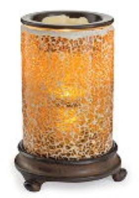 Candle Warmers Etc. Glass Illumination Fragrance Warmer