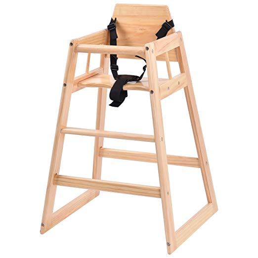 b6b70545b787f Top 10 Best Wooden High Chairs in 2019 Reviews