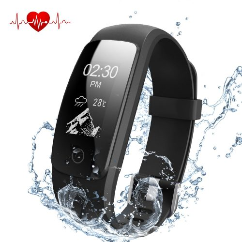 DBPOWER Fitness Tracker with Heart Rate Monitor