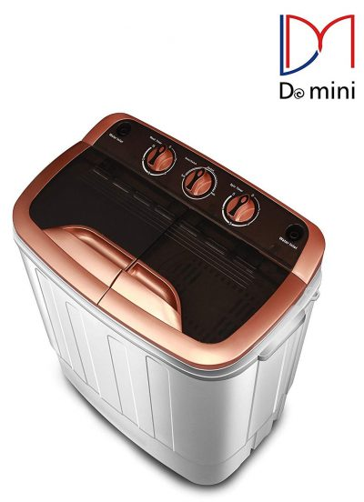 Do mini Portable Compact Twin Tub Washer Machine