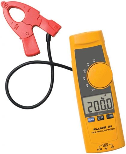 Fluke 365 Detachable Jaw True-RMS