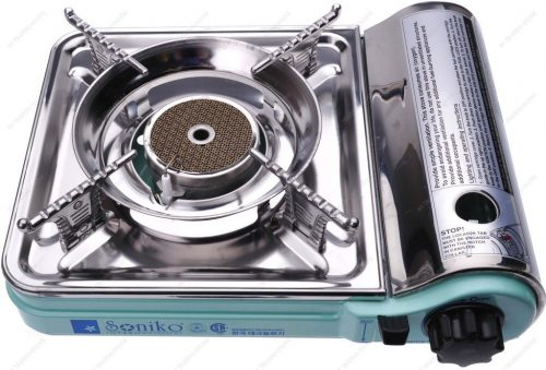 M.V. Trading Co NS7000C/GN Soniko Portable Gas Stove