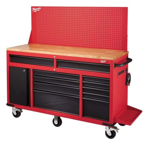 MILWAUKEE ELEC TOOL 48-22-8560 Mobile Workbench, 60""