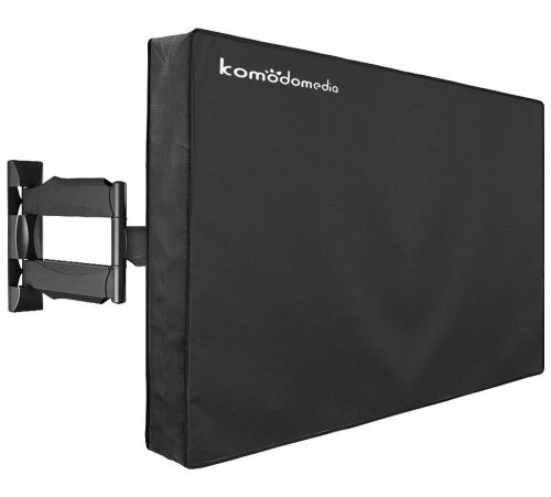 "Outdoor TV Cover 40"" – 43"" - Waterproof TV Enclosure Offers 360-Degree Coverage"