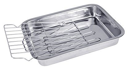 Stainless Steel Deep Roasting Pan