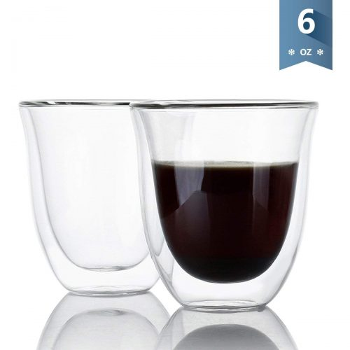 Sweese 4605 Glass Coffee Mugs