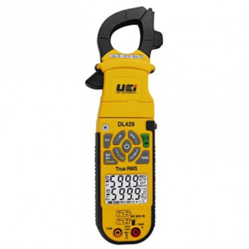 UEi Test Instruments DL429 G3 Phoenix Clamp Meter
