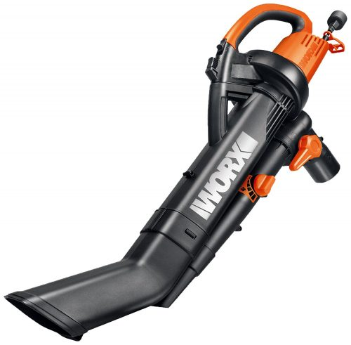 Worx TRIVAC 12 Amp Yard-in-One Blower
