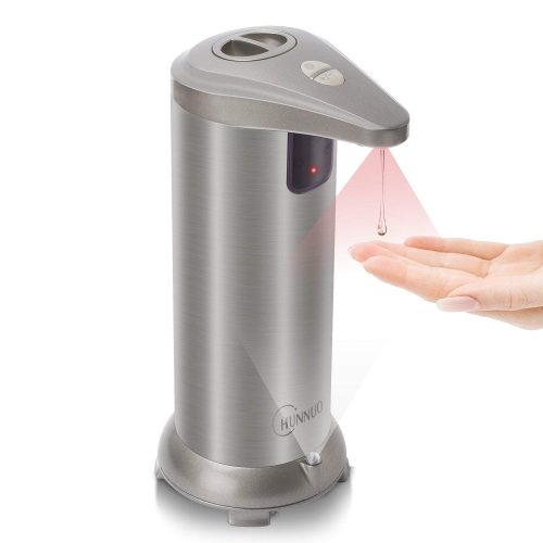 Chunnuo Soap Dispenser, Electric Touchless Automatic