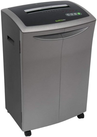 GoECOlife GXC140Ti Platinum Edition 14-Sheet Crosscut Paper Shredder