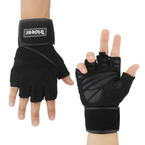 Trideer Weight Lifting Gloves-Gym Gloves