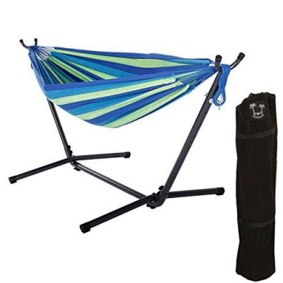 1. OnCloud Double Hammock Stand: