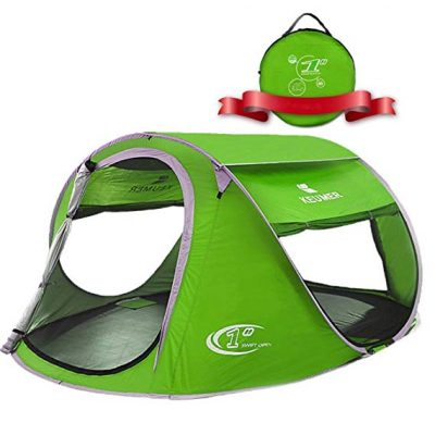 4. Pop Up Tent for 4 Person from ZOMAKE: