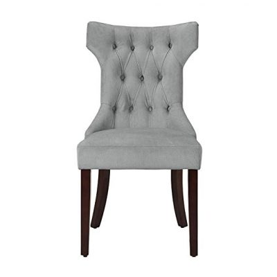 2. Clairborne Tufted Dining Chair: