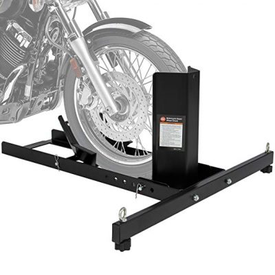#8. Best Choice Products Motorcycle Stand Wheel Chock