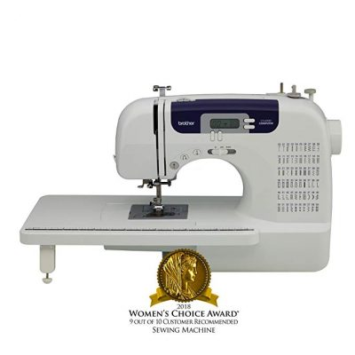 3. Brother CS6000i Sewing and Quilting Machine:
