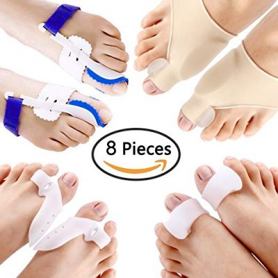 5. Bunion Corrector and Bunion Relief Kit from PAAZA:
