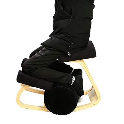 5. MallBoo Ergonomic Kneeling Chair: