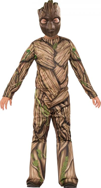 6. Rubie's Costume Guardians of The Galaxy Vol. 2 Groot Costume: