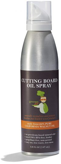 Food Grade Cutting Board Oil Spray