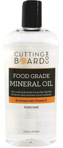 Food Grade Mineral Oil for Cutting Boards