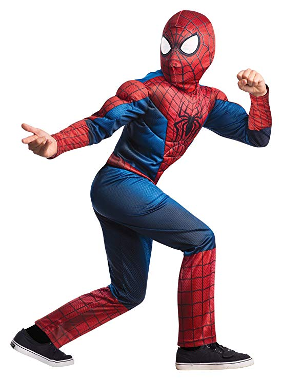 Rubie's Costume Co. Deluxe Ultimate Spider-Man Costume