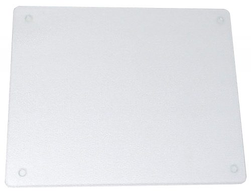 Vance 20 X 16 inch Clear Surface Saver Tempered Glass Cutting Board, 82016C-glass cutting boards