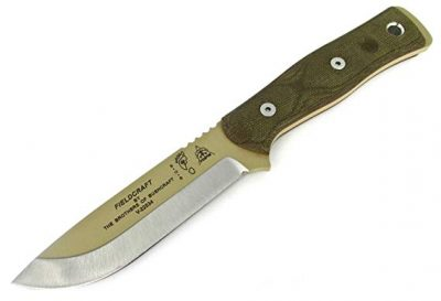 Tops B.O.B. Brothers of Bushcraft Survival Knife:
