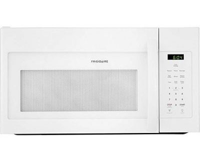 1. Frigidaire FFMV1645TW - Best of Over The Range Microwaves