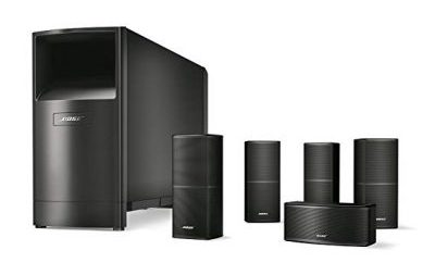 3. Bose Acoustimass Home Theater Speaker System: