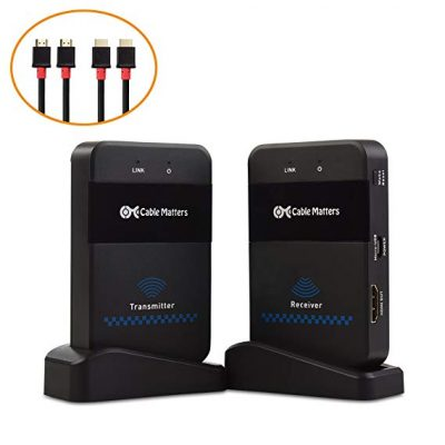 Cable Matters Wireless HDMI Transmitter: