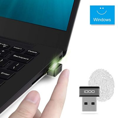 iDOO Lockey USB Fingerprint Scanner: