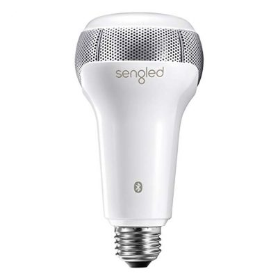 3. Sengled Solo Smart Bulb with Dual Channel Speakers: