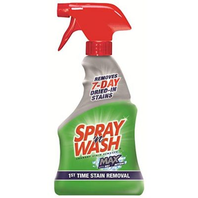 2. Spray 'N Wash Max Laundry Strain Remover by Resolve: - Best of Laundry Stain Removers