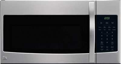 Kenmore 80333 Stainless Steel Over-the-Range Microwave:
