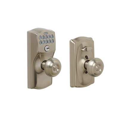 Top 10 Best Fingerprint Door Locks in 2021