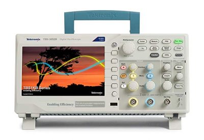 3. Tektronix TBS1052B Digital Storage Oscilloscope: