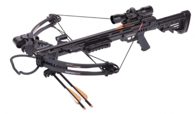 CenterPoint Sniper 370- Crossbow Package: