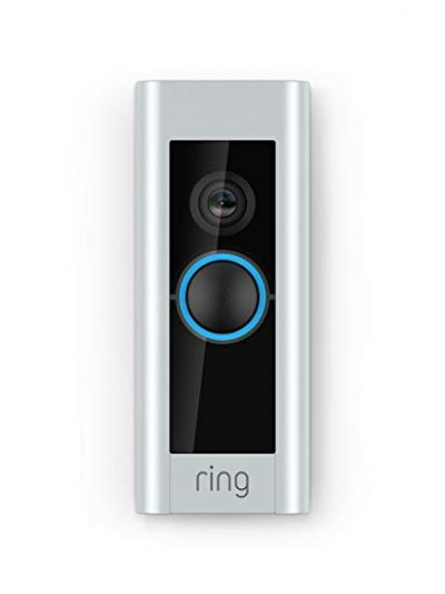 Ring Video Doorbell Pro, Works with Alexa: