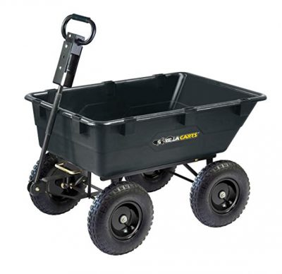 Best gardening carts in 2020 on Amazon.com