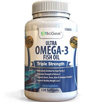 Best Fish Oil Supplements in 2019 Reviews